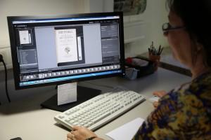 Das Buch auf dem Bildschirm: Digitalisierung in der Herzog August Bibliothek