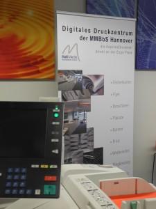 Praxis in der Multi Media Berufsbildenden Schule Hannover