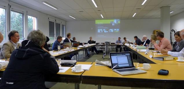 Bericht: Gesprächskreis Technikerschulen 25./26.9.2014 in Berlin
