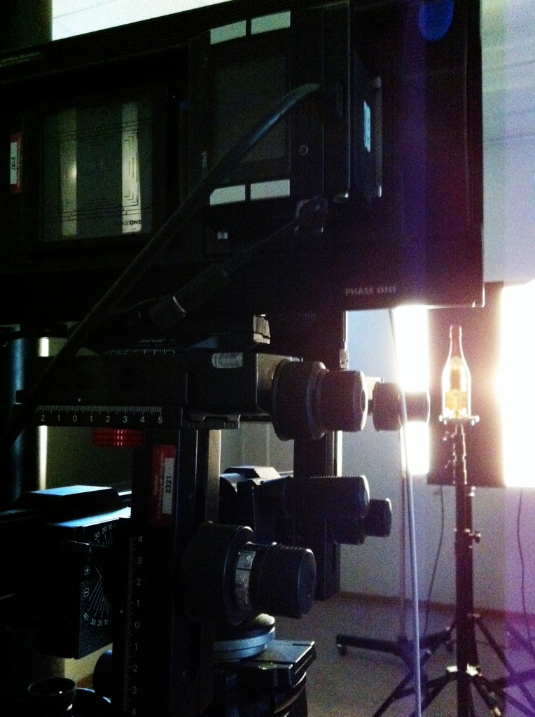 Ins rechte Licht gesetzt: Atelieraufnahmen mit der digitalen Fachkamera