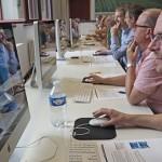 Bericht: Color-Management für Druckerinnen und Drucker in Frankfurt/M., Mai 2014