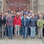 Viele LAG-Mitglieder bei TOP in Eisenach