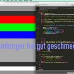 Bericht: Responsive Webdesign September 2015 – Der Hamburger schmeckt weiterhin gut!