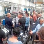 Bericht: Seminar Hybriddruck für Verpackungen und Etiketten bei Gallus in Langgöns 19./20.10.2017