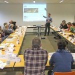 LAG-Frühjahrs-Vorstandssitzung in Kassel