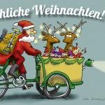 Der neue LAG-Vorstand wünscht eine besinnliche Weihnachtszeit!