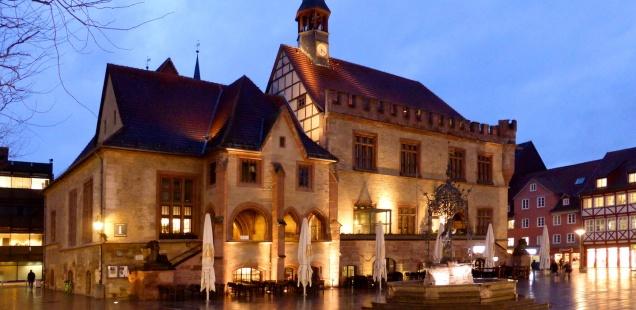 Mitgliederversammlung und Fachprogamm 7. bis 10.11.2019 in Göttingen
