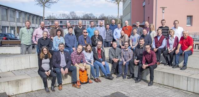 Drucker-Workshop 28. bis 30. März 2019 in Koblenz
